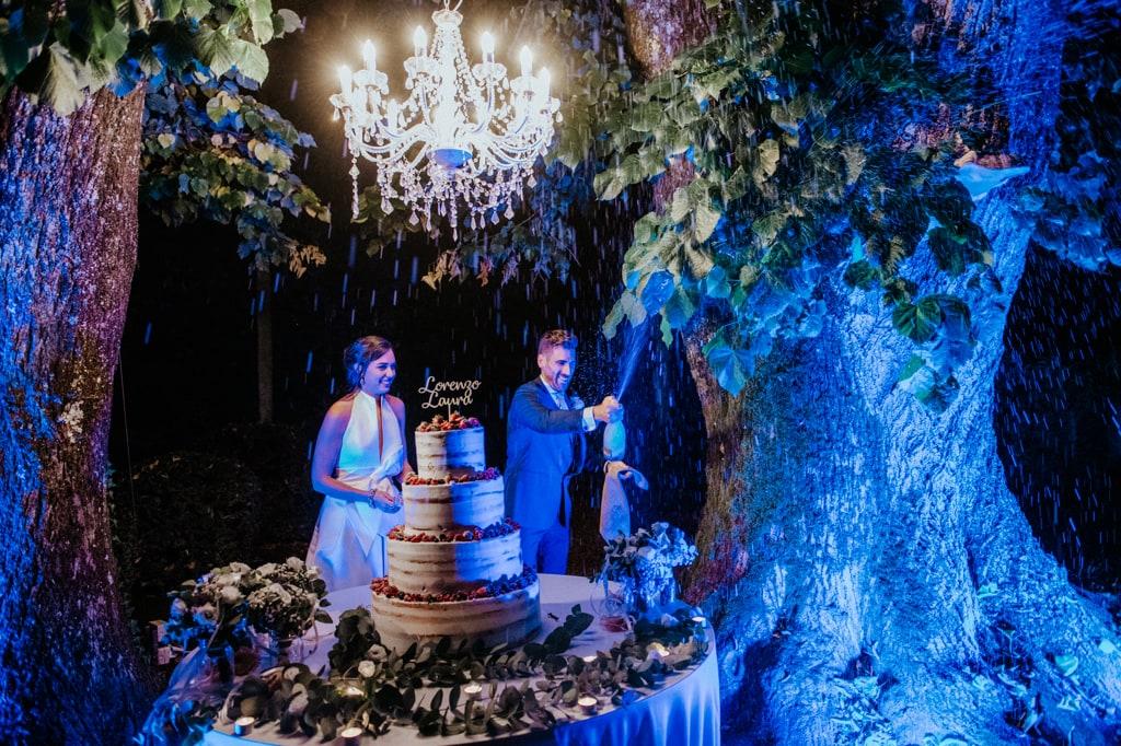 torta nunziale villa bernardini lucca