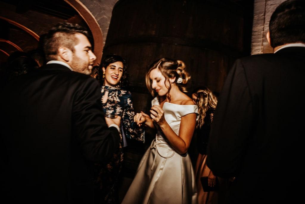 sposa tenuta di grappoli pistoia