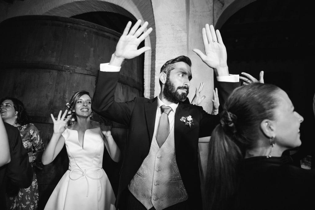 sposo tenuta di grappoli pistoia