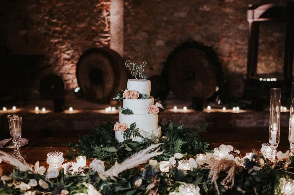 torta nunziale villa bruguier capannori lucca