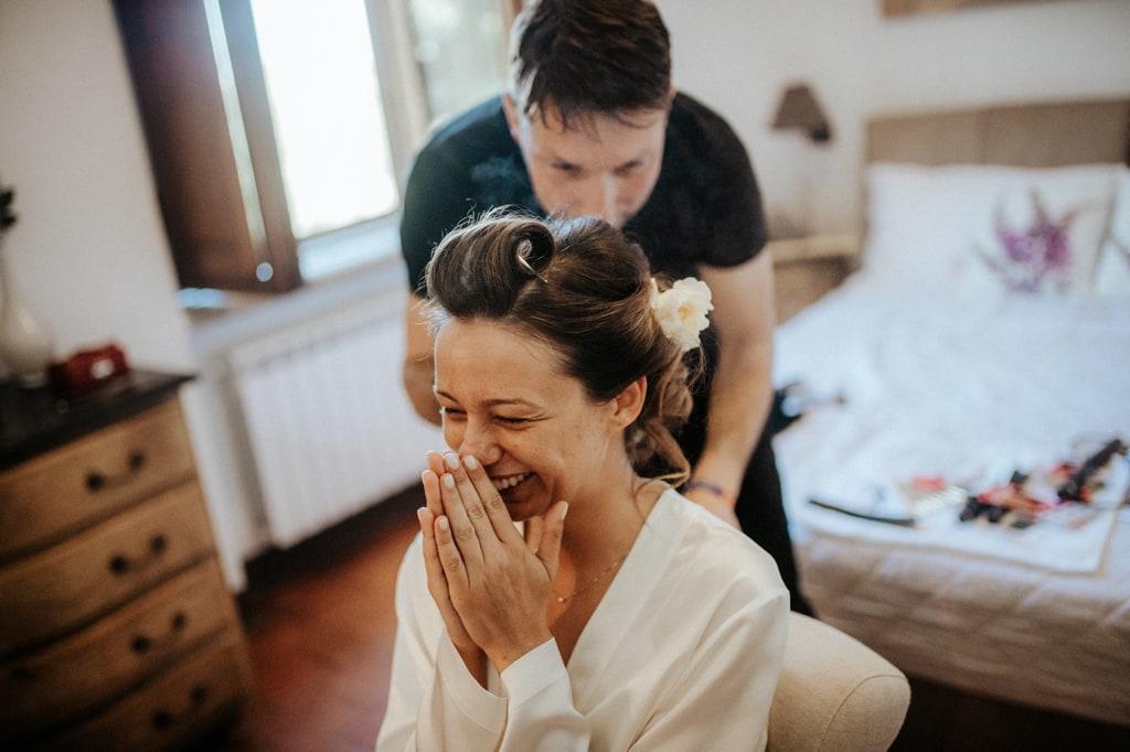 preparazione sposa san pietro a grado pisa