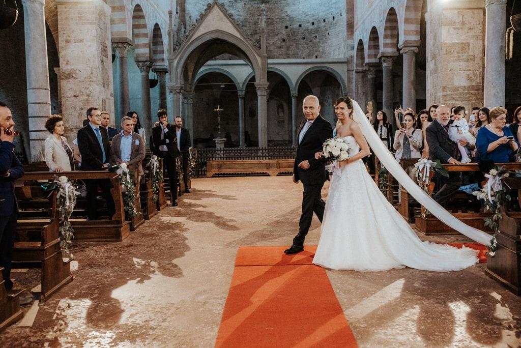 cerimonia matrimonio san pietro a grado pisa
