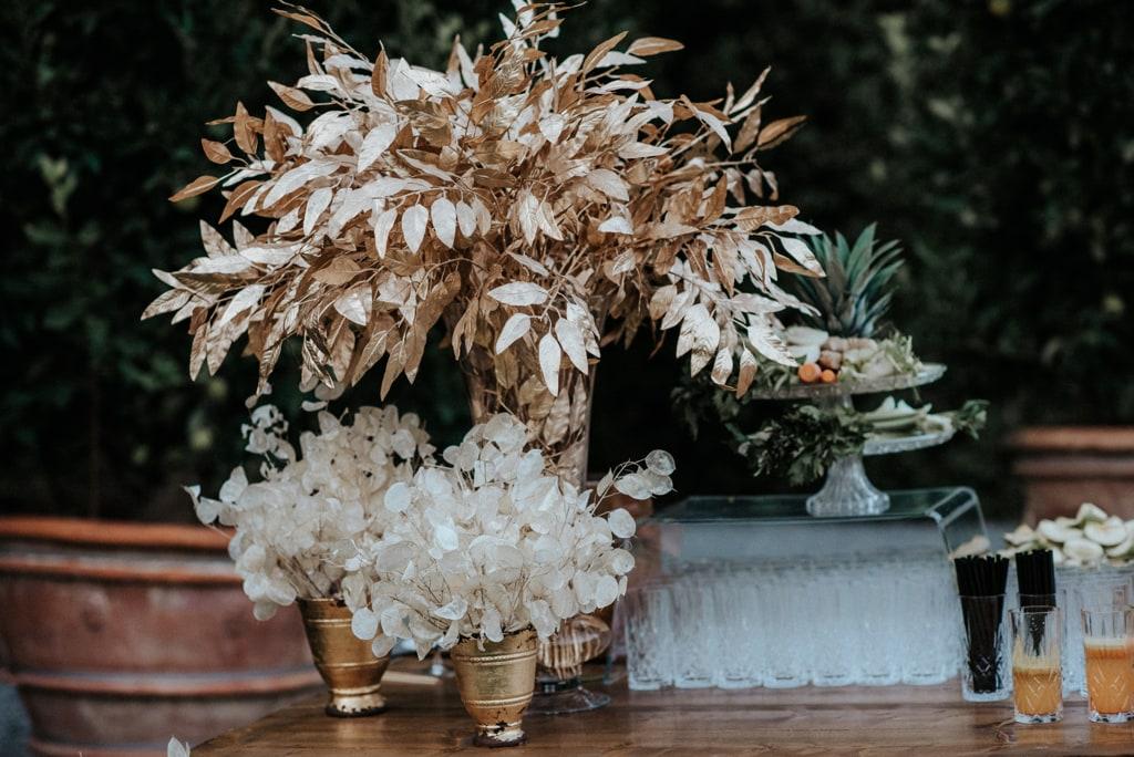 decorazioni floreali villa grabau